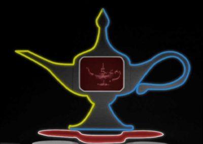 Sihirli Lamba 1