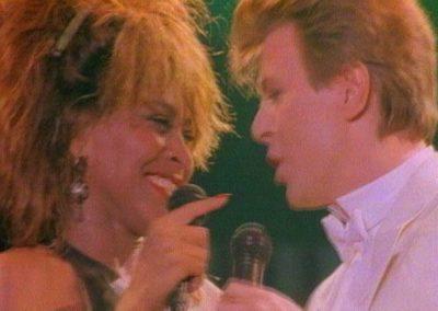 David Bowie & Tina Turner